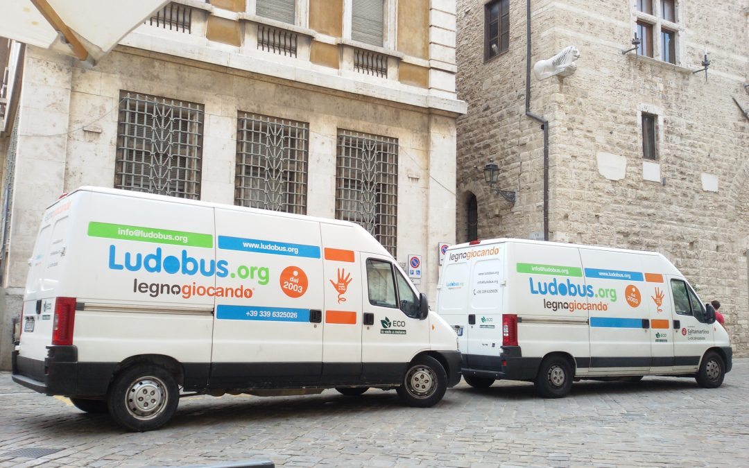 INIZIA IL TOUR ESTIVO DI LEGNOGIOCANDO
